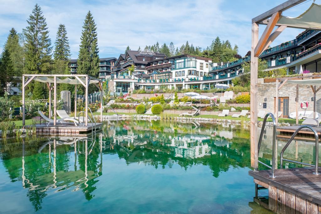 Image result for astoria resort seefeld pool